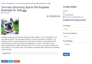 Selling | Pet Businesses for Sale